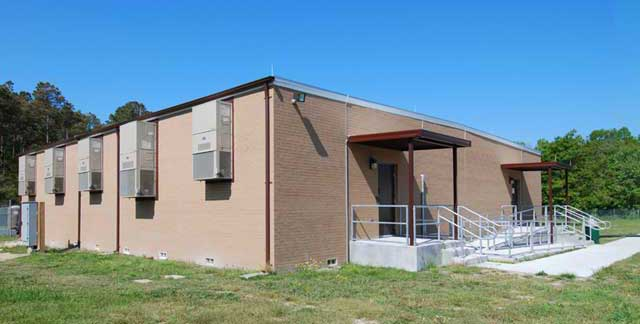 Permanent Modular Facility For Dallas Business Assistant Center