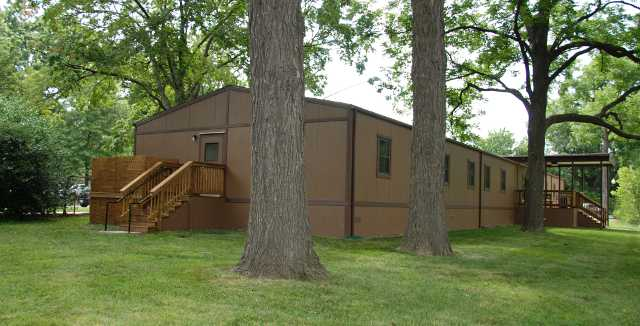 Modular Office Building Completed for U.S. National Parks Service