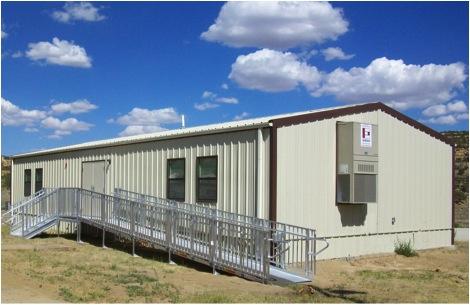 Borrego Pass Portable Classrooms