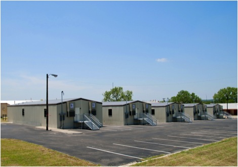 Camp Bowie/Fort Wolters Barracks
