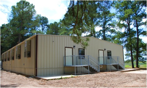 Camp Swift Classrooms
