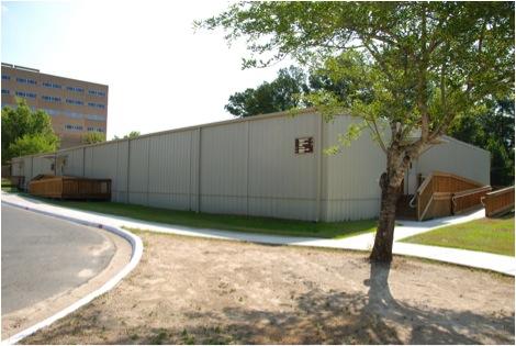 Fort Polk Modular PT/OT Clinic