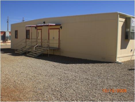 Fort Huachuca Admin Buildings and Barracks