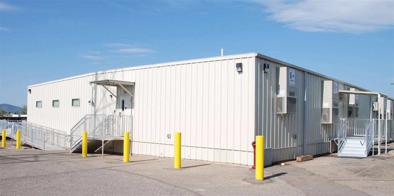 Border Modular Patrol Station