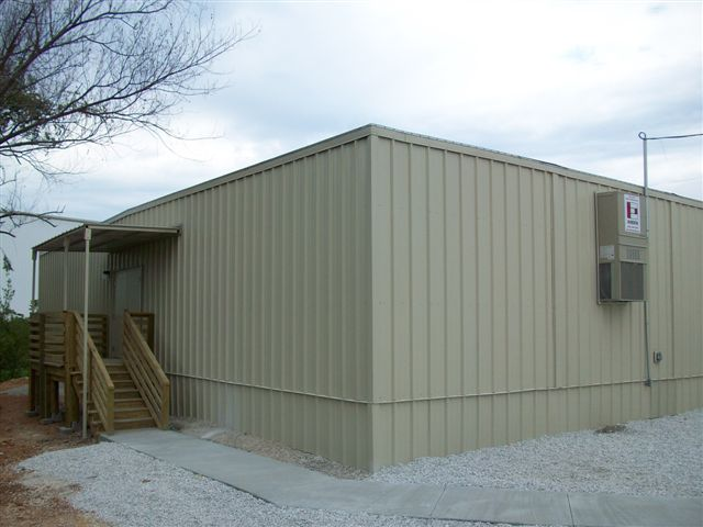 Modular Locker Room Joplin Missouri