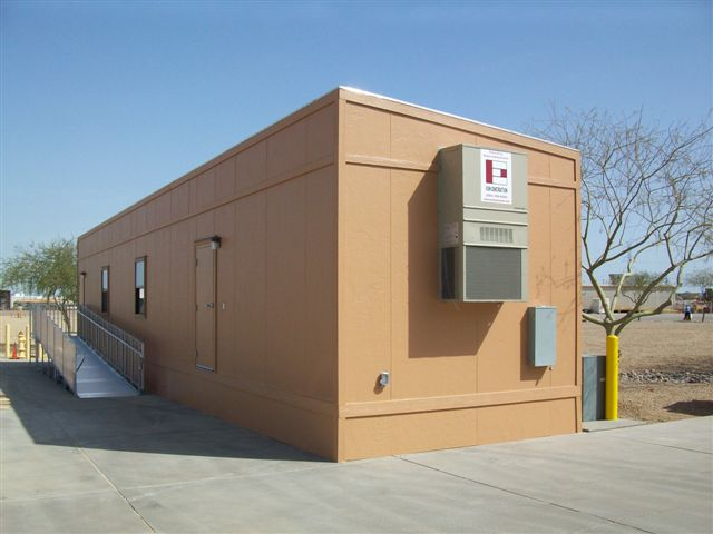 Modular Power Administration Facility