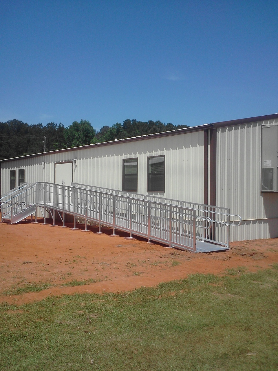 Modular Classroom Construction ~ Modular classroom buildings