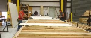 modular building manufacturing
