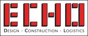 ECHO DCL white logo